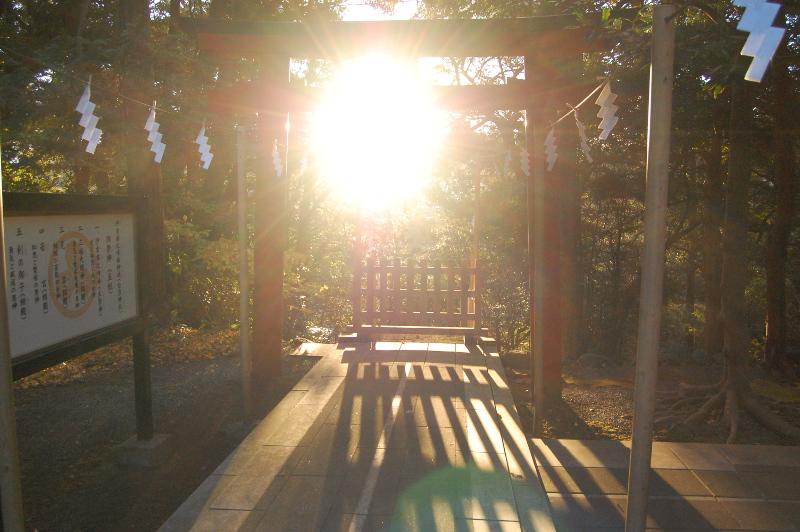 800_白濱神社冬至日の入り2013 (1)