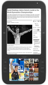 Alex-dual-screen-Android-based-e-book